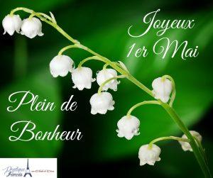 Joyeux 1er Mai Porte Bonheur (1)