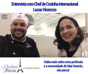 Entrevista com Chef de Cozinha