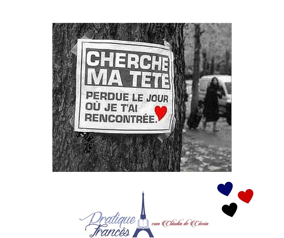 Frases E Expressões De Amor Em Francês